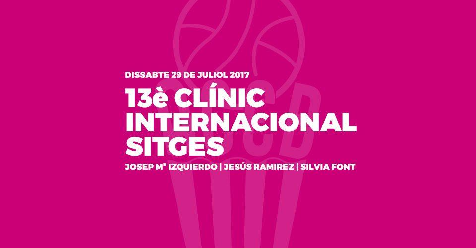 13è Clínic Internacional Sitges
