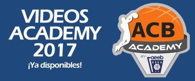 Videos Academy 2017