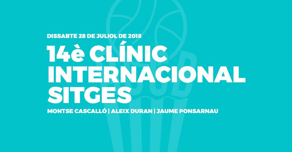 Clínic Sitges 2018 ACEB